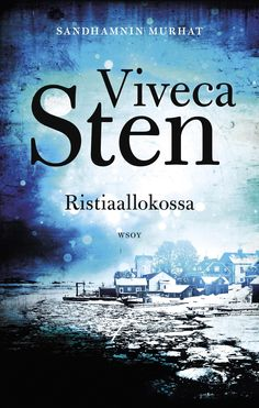 Viveca Sten: Ristiaallokossa Books To Read, Reading, Movies, Movie Posters, Sterne, 2016 Movies, Word Reading, Film Poster, Cinema