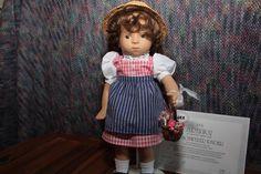 Sylvia Natterer Künstlerpuppe kleines Mädchen Götz Puppe Sonderedition limitiert | eBay