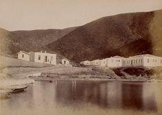 Denizciler için karantina bölgesi (1868. Anadolu Kavağı)-Beykoz-istanbul