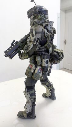 Gi Joe, Armor Concept, Concept Art, Character Art, Character Design, Helmet Armor, Military Action Figures, Futuristic Armour, Cyberpunk Character