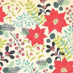 print & pattern: XMAS 2013 - scrapbook