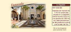AND684 La Zagaleta,  Benahavis, Malaga.  Villa en venta.