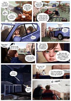 Episode 1 - Page 12 - Astre Rouge - Webcomics.fr