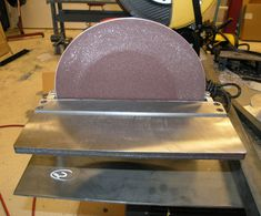 CNC Cookbook: Disc Sander, Part 3