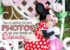 Getting the Best Photos of Your Family at Disney