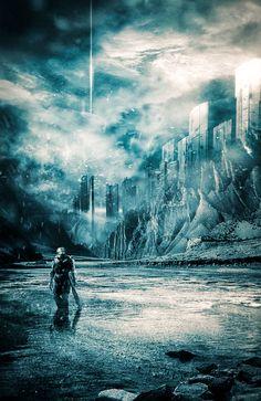 Halo 5 - Emptiness (by Basement Aviator) by Justass.deviantart.com on @deviantART