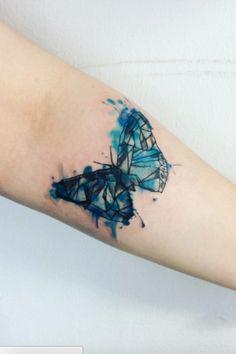 25 Tatouages de Papillons Qui Sont Tout Sauf Basiques