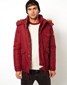 Image 1 ofNative Youth Padded Parka Jacket