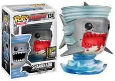 Funko POP! Vinyl Figure Bloody Sharknado SDCC Exclusive - The Movie Store
