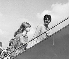 Paul McCartney / Jane Asher