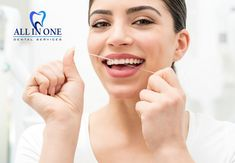 Flossing is the single most important weapon against plaque. Floss removes plaque, polishes tooth surfaces, and controls bad breath.