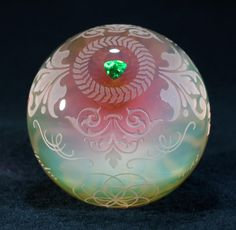 With close to TWO DECADES of working with borosilicate glass, JOSH BONAZZA is not only considered one of the pioneers in the boro glass movement, but one of the BEST!  Modern Marbles 2014 just had to include JOSH BONAZZA ~ intaglio marbles. ~ they feature fully worked fumed and colored marbles, with original intaglio designs blasted into the surface of the marbles. These marbles are amazing and with the beautiful intaglio Josh takes them to a completely new level of AWESOME!