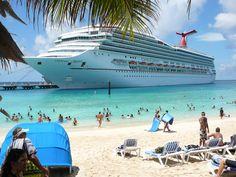 Carnival Liberty docked at Grand Turk...Sept 2010