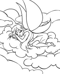 kacheek coloring pages   1000+ images about to color on Pinterest   Coloring ...