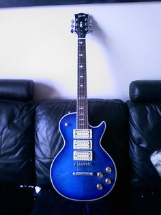 Gibson Les Paul Ace Frehley Signature. One of my spare guitars that I use with DTK