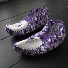 Handmade knit socks Otantique cool knit socks for winters Handmade Other