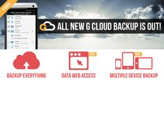 G Cloud Backup 3.0 is out!