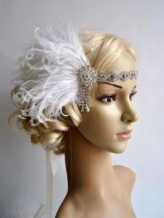 Art deco 1920s design The Great Gatsby flapper by BlueSkyHorizons