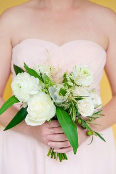 Wedding Bouquets :     Picture    Description  Rose and greenery wedding bouquet: www.stylemepretty… Photography: Dana Cubbage – danacubbageweddin…    - #Bouquets https://weddinglande.com/accessories/bouquets/wedding-bouquets-rose-and-greenery-wedding-bouquet-www-stylemepretty-photography-dana-cubbag/
