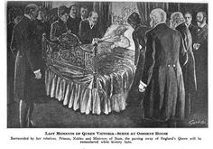 Queen Victoria's deathbed | Flickr - Photo Sharing!