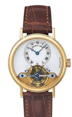 7 Milestone Breguet Watches, From 1801 to Today | WatchTime - USA's No.1 Watch Magazine (1988: The Tourbillon Wristwatch)