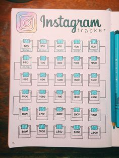 • instagram tracker • instagram followers tracker set up   follow me on @bujobygio