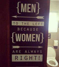 """Women is always right. Camkan lah itu wahai kaum Adam. Tulisan cukup menarik perhatian saya untuk difoto membuat saya berpikir.""""hhmm Benar juga ya (maaf ini bukan curhat hehe..)"""" Tahukah anda ada dimana tulisan ini? Ya benar adanya di pintu masuk Toilet salah satu Coffe Shop ter- favorit saya di #Bandung Cafe """"Two Cents"""" The Brew Believer. Kalau anda penyuka Kopi yang serius rasanya menurut saya inilah tempatnya. Di Jalan Cimanuk no 2 Riau. Tidak jauh dari kawasan FO Riau. Tempat sangat Cozy…"""