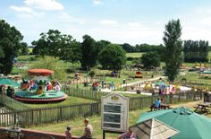 Hatton Country World - fun for children of all ages and boutique shopping for Mum!