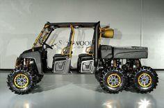 Polaris Crew 6x6 Diesel