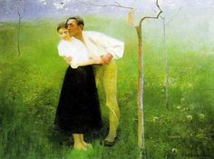 Umizgi huculskie: Waclaw Szymanowski. (1892)  [via vassiliades]