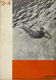 Žijeme - illustrated monthly magazine of our times / obrázkový magazín dnešní doby (typo, cover design Ladislav Sutnar), 1932