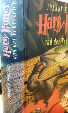 Rezension J. K. Rowling - Harry Potter und der Feuerkelch  Lucciola: Beauty, Fashion, Literatur und Inspirationen