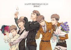 Attack On Titan Jean, Attack On Titan Funny, Attack On Titan Fanart, Armin, Happy Birthday Jean, Aot Characters, Horse Face, Film D'animation, Anime Shows