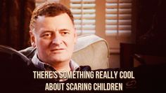This is pretty much his life motto. | 25 Reasons Why Steven Moffat Is The Biggest Troll In Television