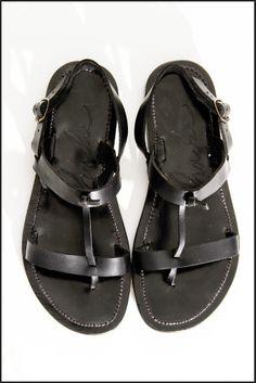 Men's sandals -- Charlie T-Strap Sandal, @Charlie by Matthew Zink