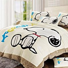 Share this page with others and get 10% off! Snoopy bedding