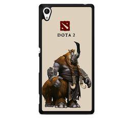 Dota 2 Elephant TATUM-3613 Sony Phonecase Cover For Xperia Z1, Xperia Z2, Xperia Z3, Xperia Z4, Xperia Z5