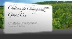 Video dégustation Chateau de Chatagnereaz 2010 #wine