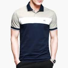 Resultado de imagem para modelo de camisa polo masculina