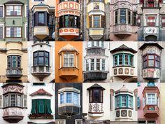 Nézegess képeket Európa gyönyörű ajtóiról és ablakairól!