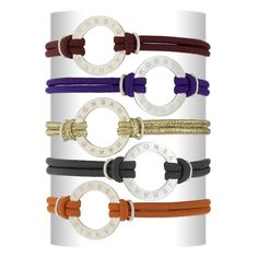 Tali Silver Friendship Bracelets