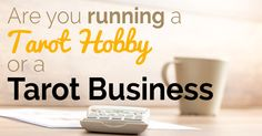 You're living your dream – reading Tarot for others AND getting paid! You're in business! But are you really running a Tarot business? Or are you simply nurturing a hobby? When things get busy, are you set up to thrive or barely survive? In this blog post, I show you the difference between a Tarot hobby and a Tarot business, and why knowing the difference is critical to your success… and your sanity!