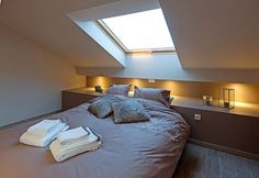 la-decobelge-hotels-chambres-dhotes-b-b-relais-et-chateaux-gite-maison-dhotes-e/ delivers online tools that help you to stay in control of your personal information and protect your online privacy. Attic Loft, Loft Room, Bedroom Loft, Home Bedroom, Bedroom Decor, Bedroom Lighting, Bedroom Rustic, Bedroom Green, Master Bedroom
