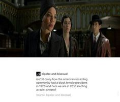 Prof that the wizarding world is in fact a better place to live