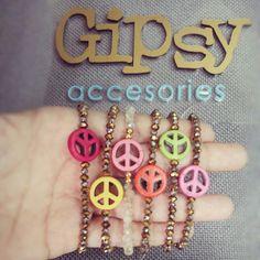 Bracelets by Gipsy Accesories