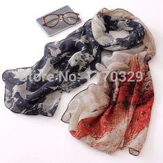 2015 novo estilo de impressão Voile cachecol islâmico moda outono xale cachecol feminino praia Wraps meninas de verão Cape