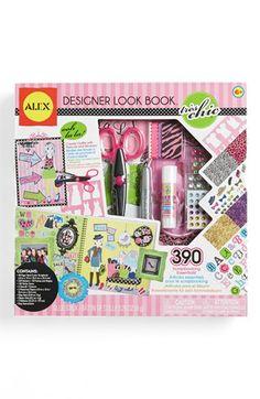 Alex® Toys 'Très Chic - Designer Look Book™' Scrapbook Kit | Nordstrom