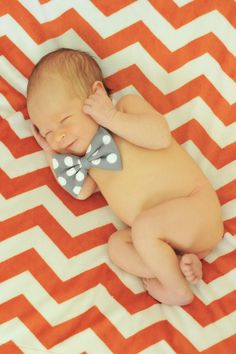 Newborn photography adorable baby boy