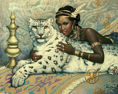 Learn how to get flat stomach fast! issaslytherin: kissmyblackazz:African Goddesses by Karl. issaslytherin: kissmyblackazz: African Goddesses by Karl Bang These the pictures black grandparents have on their wall. May 04 2019 at Black Girl Art, Black Women Art, Art Girl, African American Art, African Art, African Goddess, Black Artwork, Black Painting, European Paintings