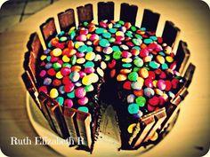 no 1 choclate cake mmmmmm